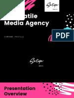 A Versatile Media Agency