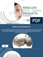 Rena Levi Anti - Aging Products