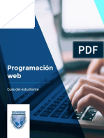 guia programacion web