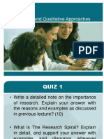 2Chap _ Quantitative and Qualitative Approaches