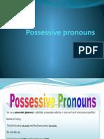 Cooplem 1B Possessive Pronouns