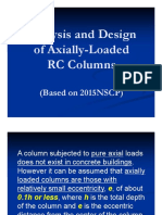 RC Lecture 11 - Columns