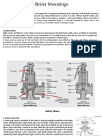 Ppt Boiler Mountings