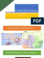 Martiri Crestini in Dacia