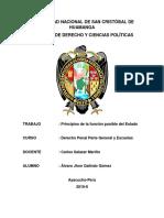 Principios Derecho Penal By Álvaro Gómez