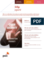 Pwc Weekly Security Report Edition 66