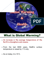 Global Warming & health.ppt
