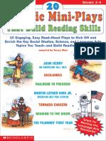 20.Terrific.mini Plays.that.Build.reading.skills 129p