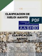 CLASIFICACION AASHTO