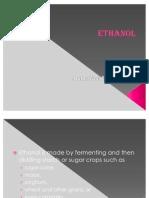 Ethanol Ppt