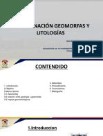 Determinacion Geomorfas y Litologias LOZANO