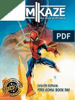 Comikaze Edicion Especial Spider-man