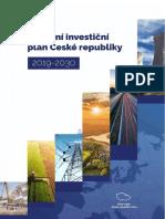 Národní investiční plán České republiky;