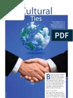 Apparel Exports - Cultural Ties