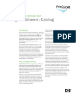 Gig a Bit Ethernet Cabling Technical Brief Jul 08 WW Eng Ltr