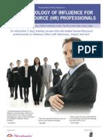 PsychologyI InfluenceHR Pro 09