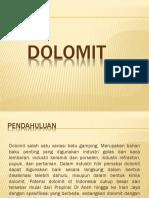 199072846-DOLOMIT-PPT