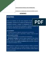 APLICACION DE LA ADMINISTRACION DE RIESGOS EN INMOBILIARIA ADMINIO.docx
