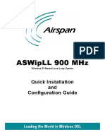 Quick Inst and Config Guide ASWipLL900 v01-460