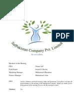 SafPakistan Company Pvt 0987