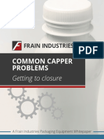 Common Capper Problem