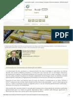 A Evolução Da Tecnologia Na Produção de Grãos - Centro de Estudos Avançados Em Economia Aplicada - CEPEA-Esalq_USP