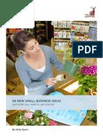 99 Business Ideas eBook