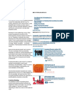 The New Four P of Pharma Market