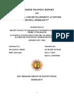 Project Report on Divine Honda.docx