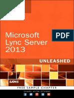 Microsoft Lync Server 2013 Unleashed - Intro