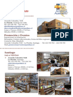 Librerías Paulinas en Chile