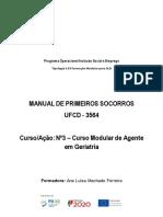 Manual Primeiros Socorros - UFCD3564