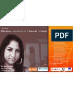Jornada Mujer Gitana Obra Social Caja Mediterráneo