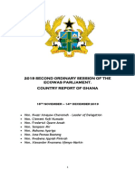 ENG Country Report of Ghana 2nd Ord Session Nov-Dec 2019