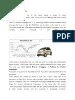 Case Study on Tata Nano