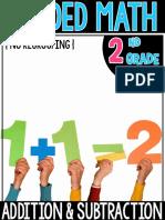 lesson plan for mathematics grade 2