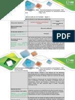 Anexo Actividad Paso 5 Formato Proyecto de Educacion Ambiental
