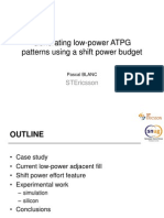 Atpg Low Power Ppt