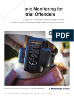 Omnilink White Paper Electronic Monitoring for Pretrial Offenders