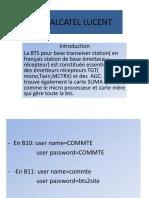 Bts Alcatel Lucent
