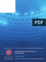 UEFA 2018 Regulations