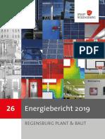 Energiebericht Regensburg 2019