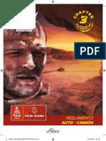 Dakar reglamento del rally