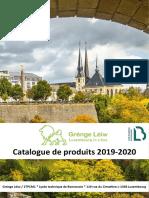 Catalogue - Grénge Léiw
