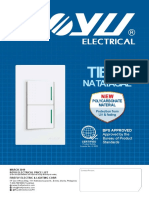 PriceList Royu Electrical March 2019 Issue V2