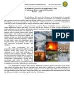 DRR_Unit 1_ Disasters, Disaster Risk and Hazards (1)