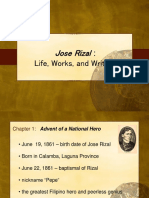 Life and works of Rizal chapter 1