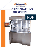 Grossing Station Mopec