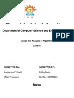 DAA Lab File