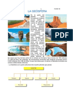 Geografía Quinto de Secundaria 15-05-19